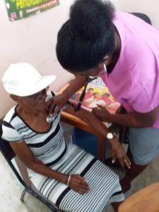 Delivering quality patient care in a low resource setting in Jamaica